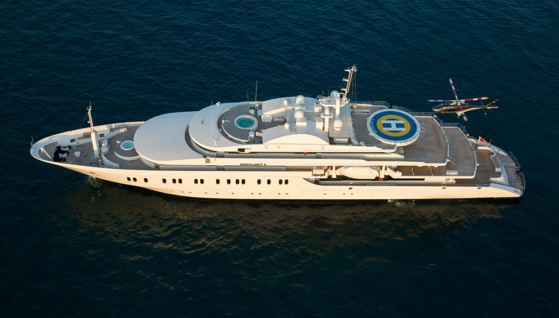 Imperial Sea Marine | Moonlight II Luxury Yacht for Charter
